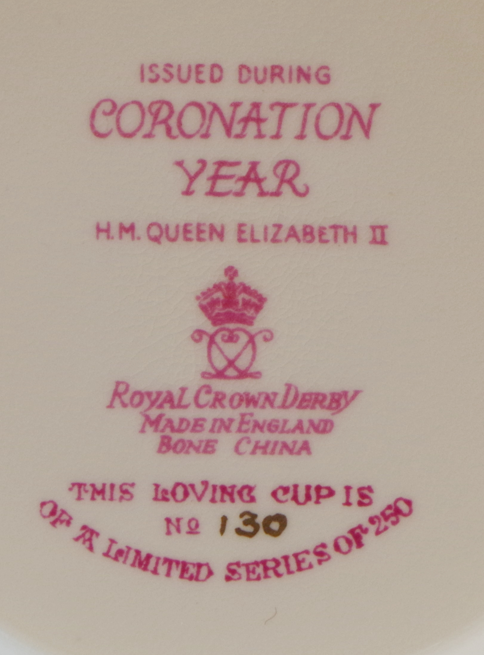 royal-crown-derby-gadroon-elizabeth-II-coronation-tray 1953-reverse