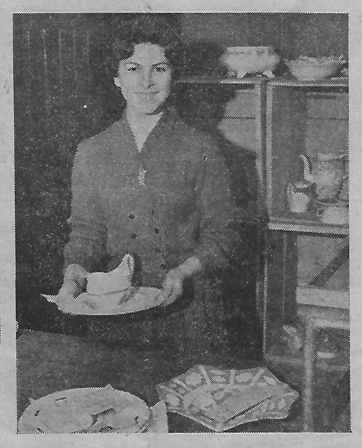 Ann Reading - Packer