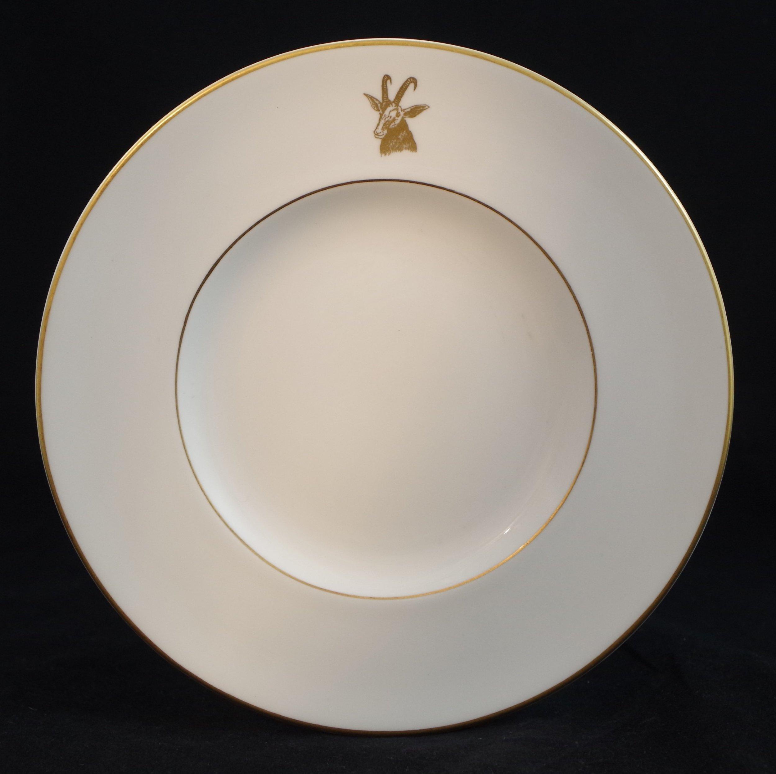 Rhodesia Plate