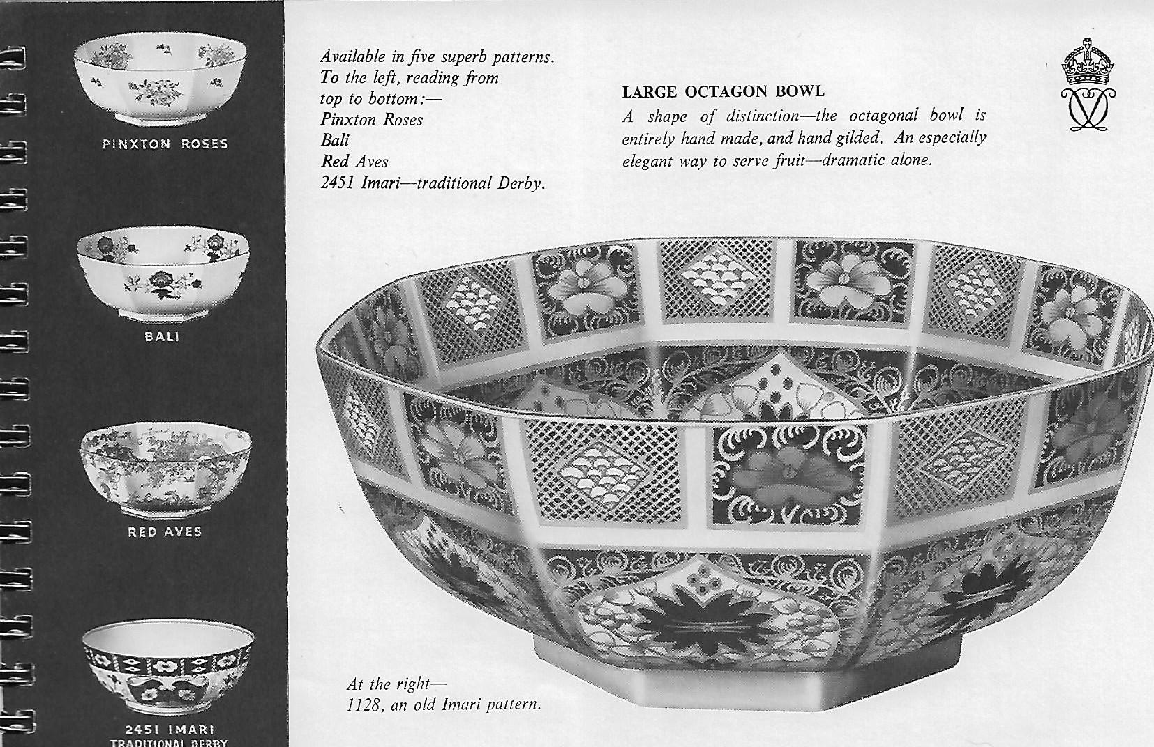 Octagon Bowl