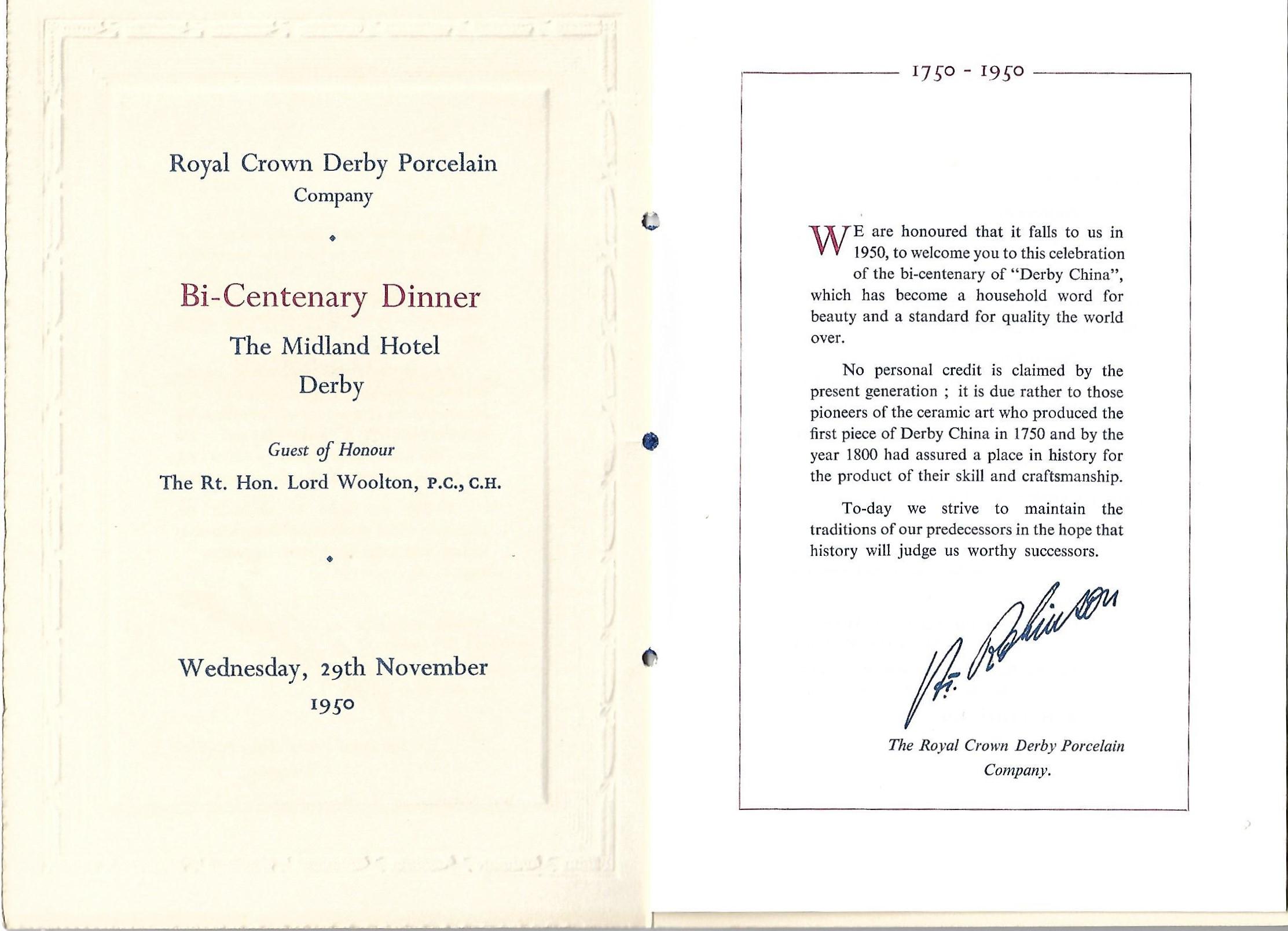 royal-crown-derby-bicentenary-dinner-menu-1950-page-2