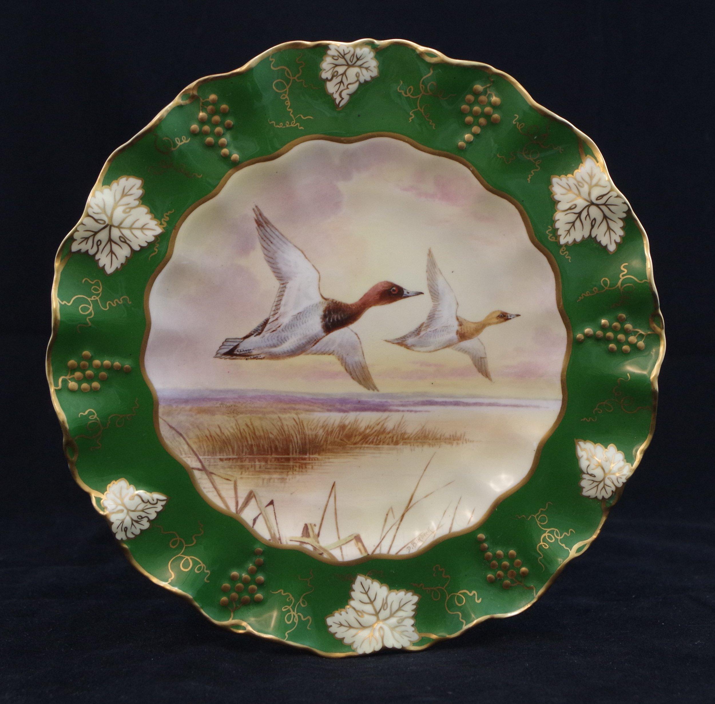 Canvas Back Ducks