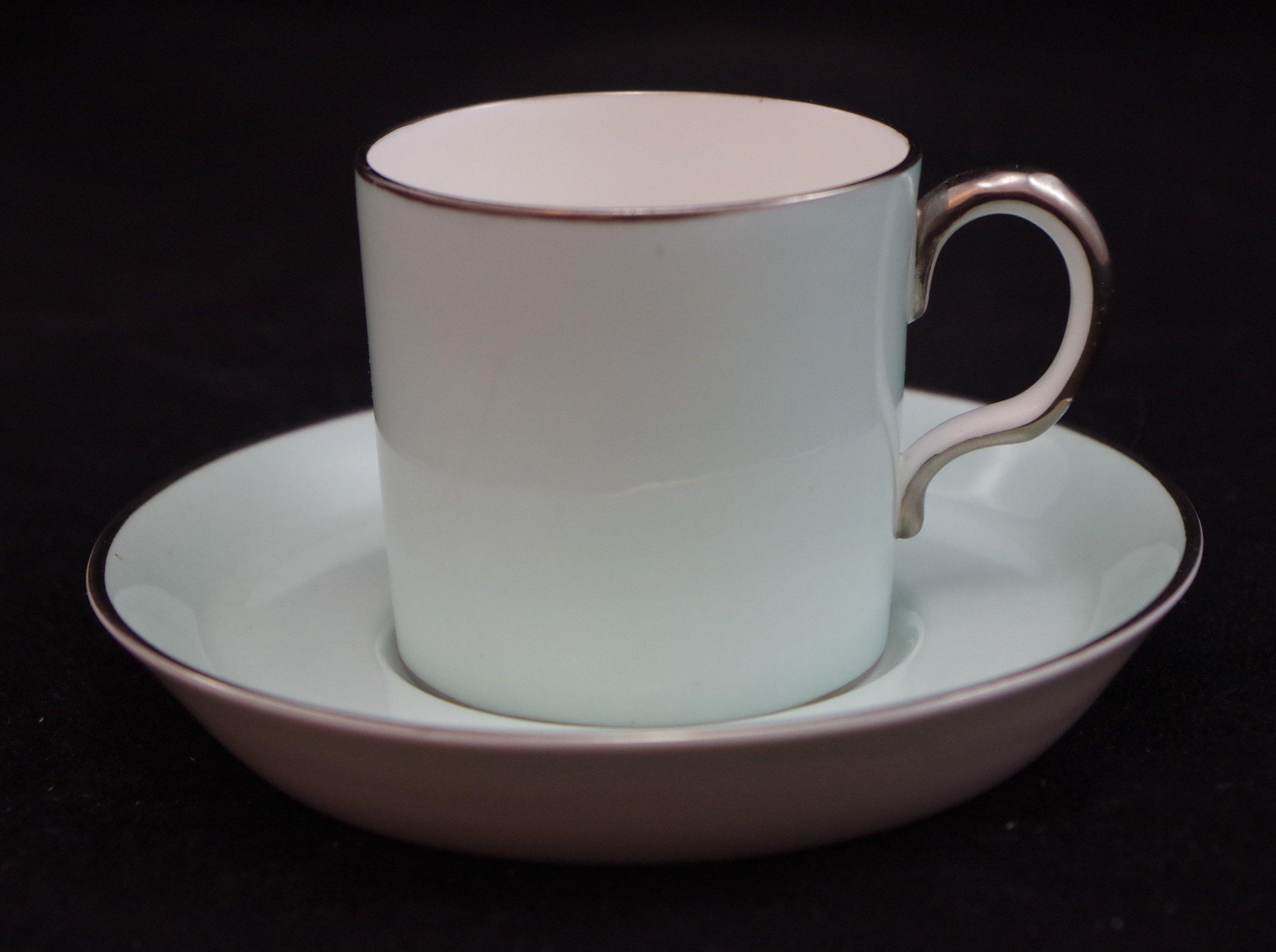 royal-crown-derby-coffee-cup-and-saucer-edinburgh-shape-celadon-ground-silver-gilt-A67