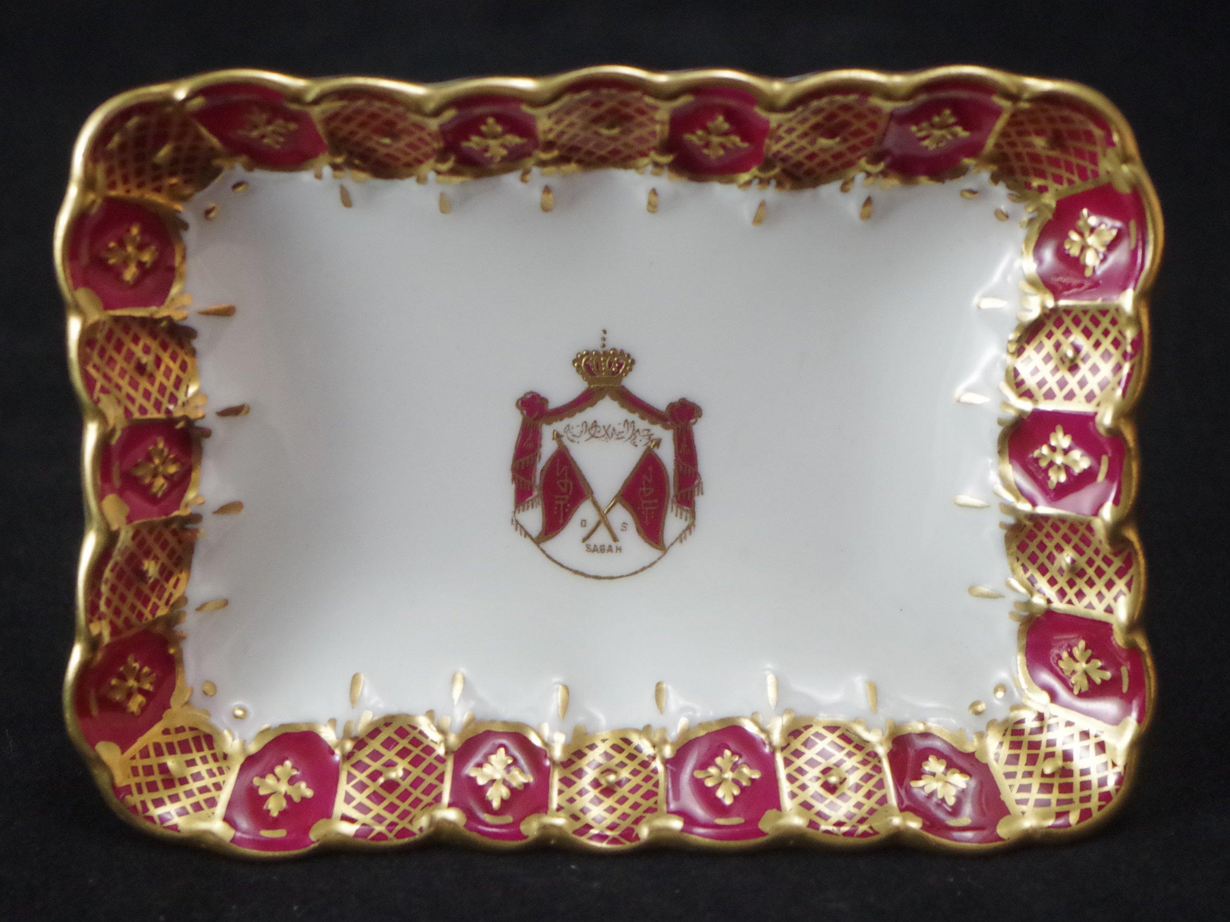 royal-crown-derby-H-E-Sheikh-Duaij-Salman-Al-Sabah-oblong-heraldic-tray