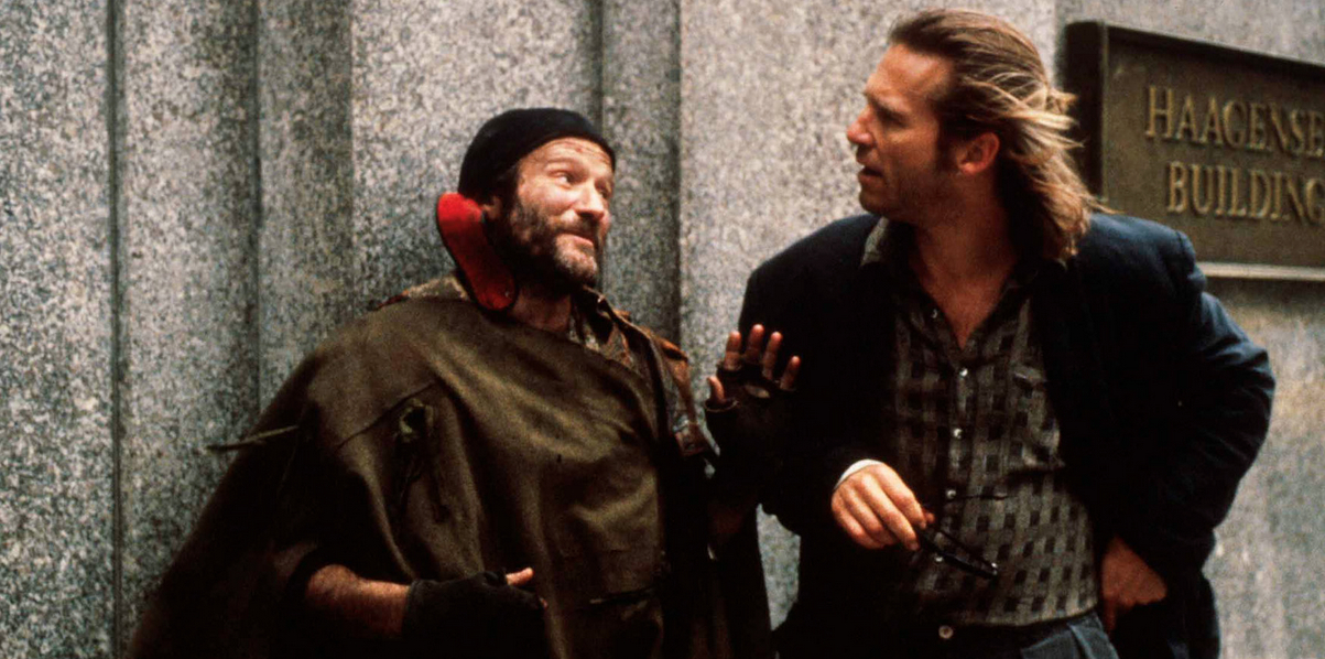 An Evening withRichard LaGravenese AND HIS FILM The Fisher King - 3:00PMA screening of The Fisher Kingwill be followed by an insightful talkback with screenwriterRichard LaGravenese; discussing the film and his process this August as part of the Chain NYC Film Festival.