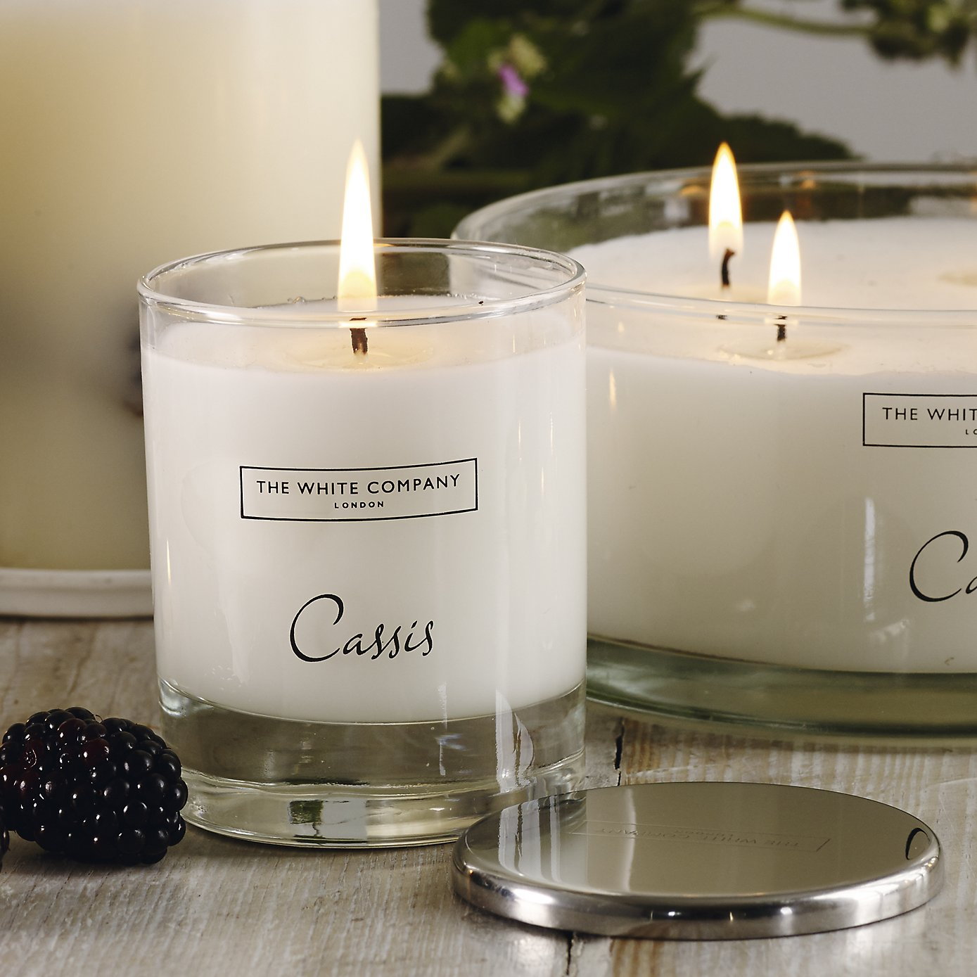 Cassis Signature Candle