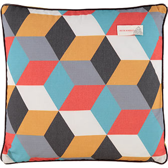 Geometric Cushion