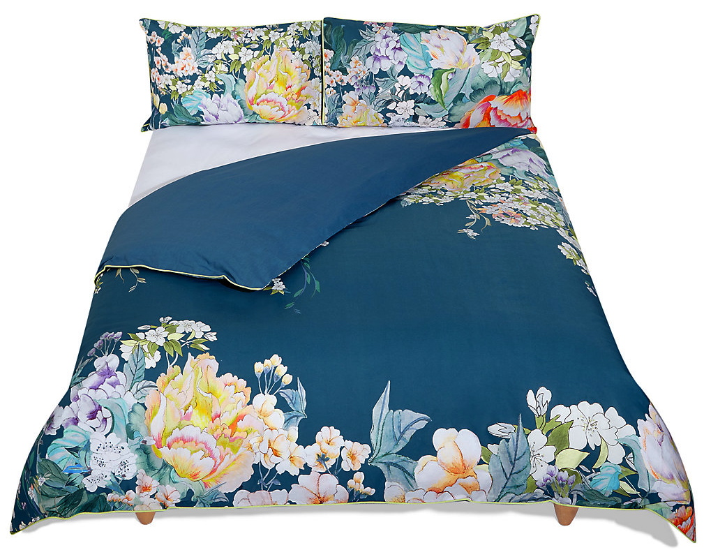 Amalise Floral Bedding Set by Marks and Spencer