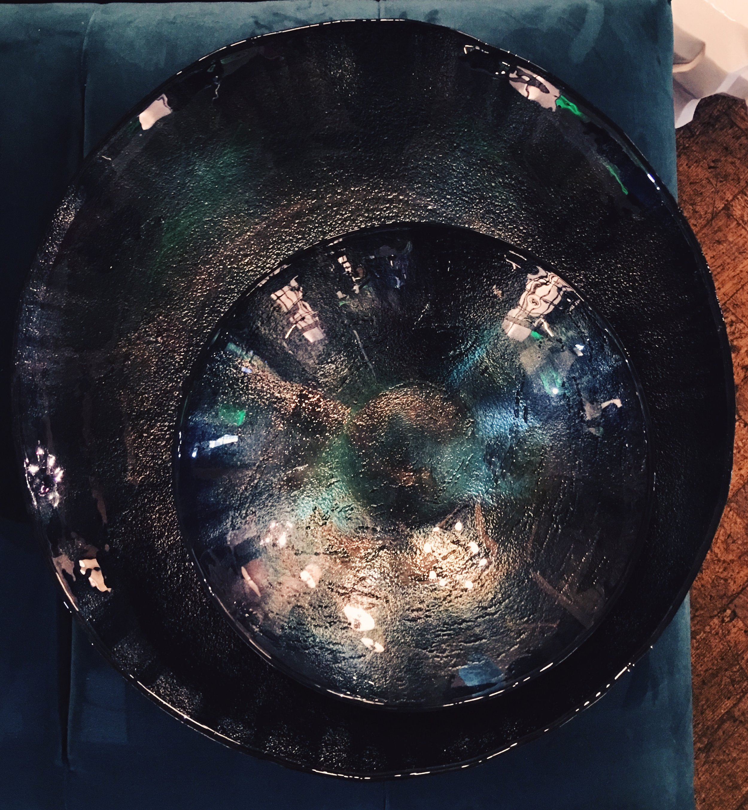 These two striking bowls are part of Next's 'Modish' Range.