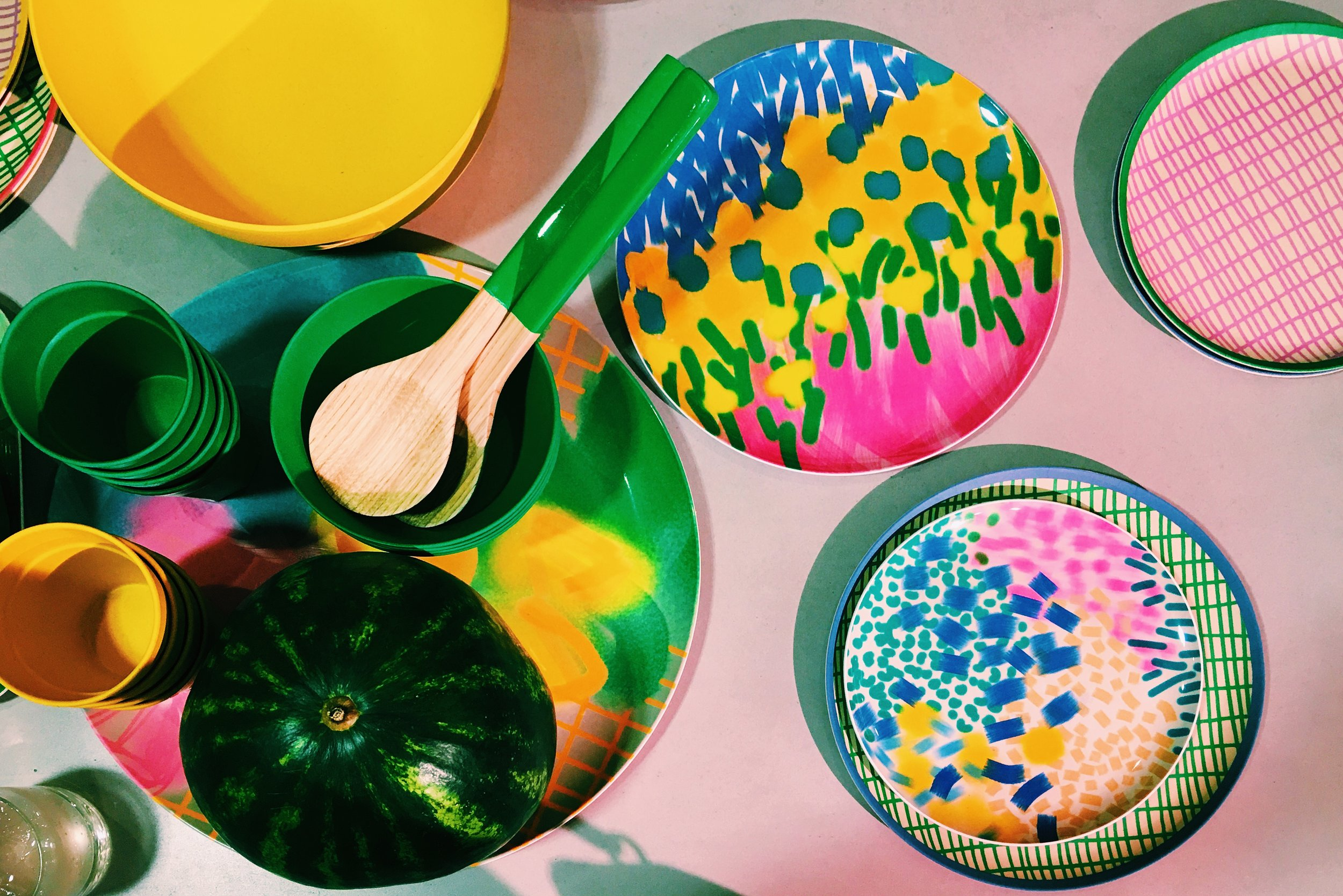 Corocco plates, from £10.