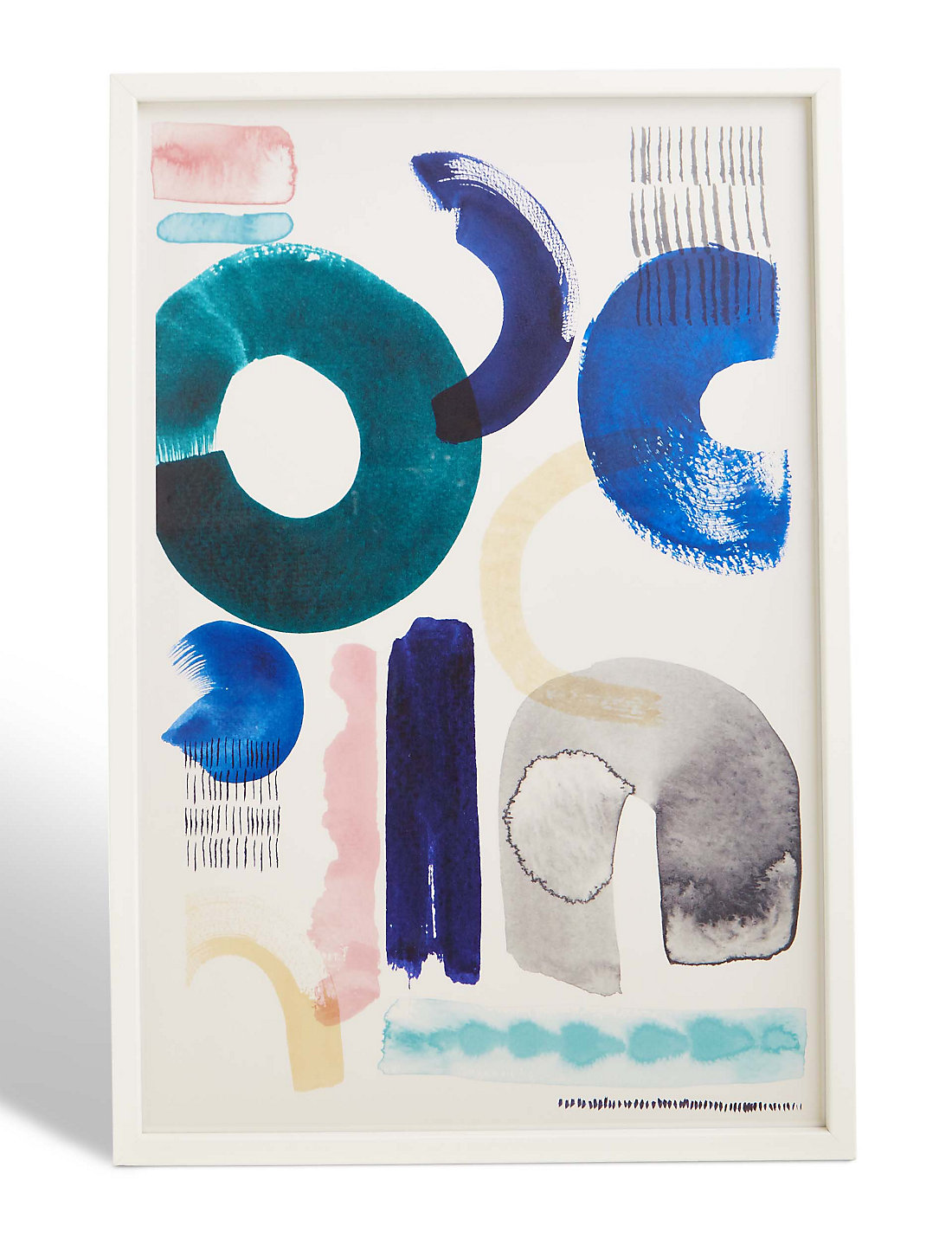 Abstract Bridges  wall art for M&S