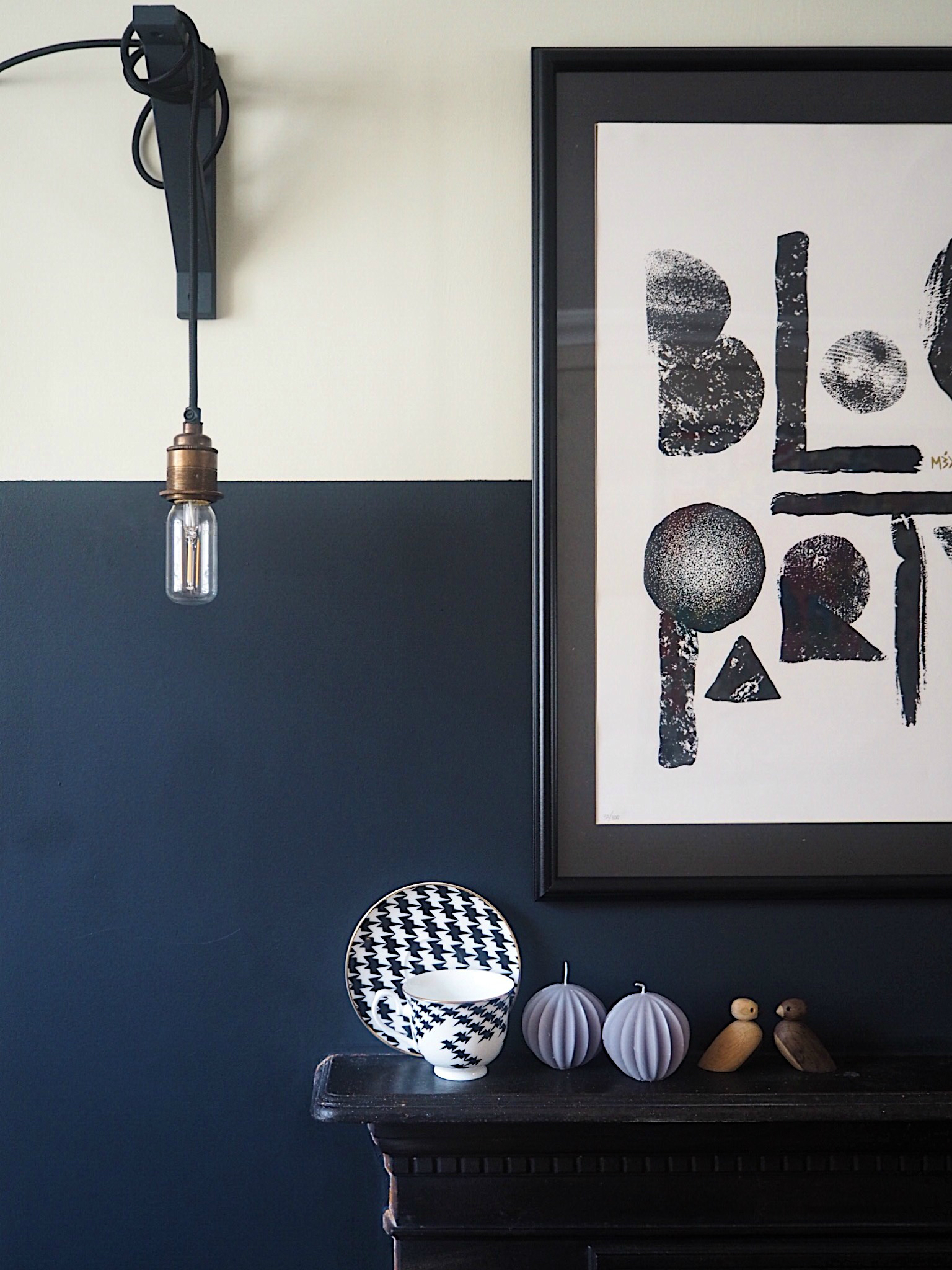 These pendant lights are from    Urban Cottage Industries