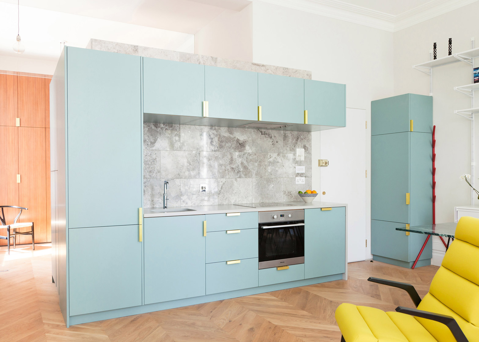 Customise Your Kitchen Cabinets With Bespoke Fronts By Naked Doors