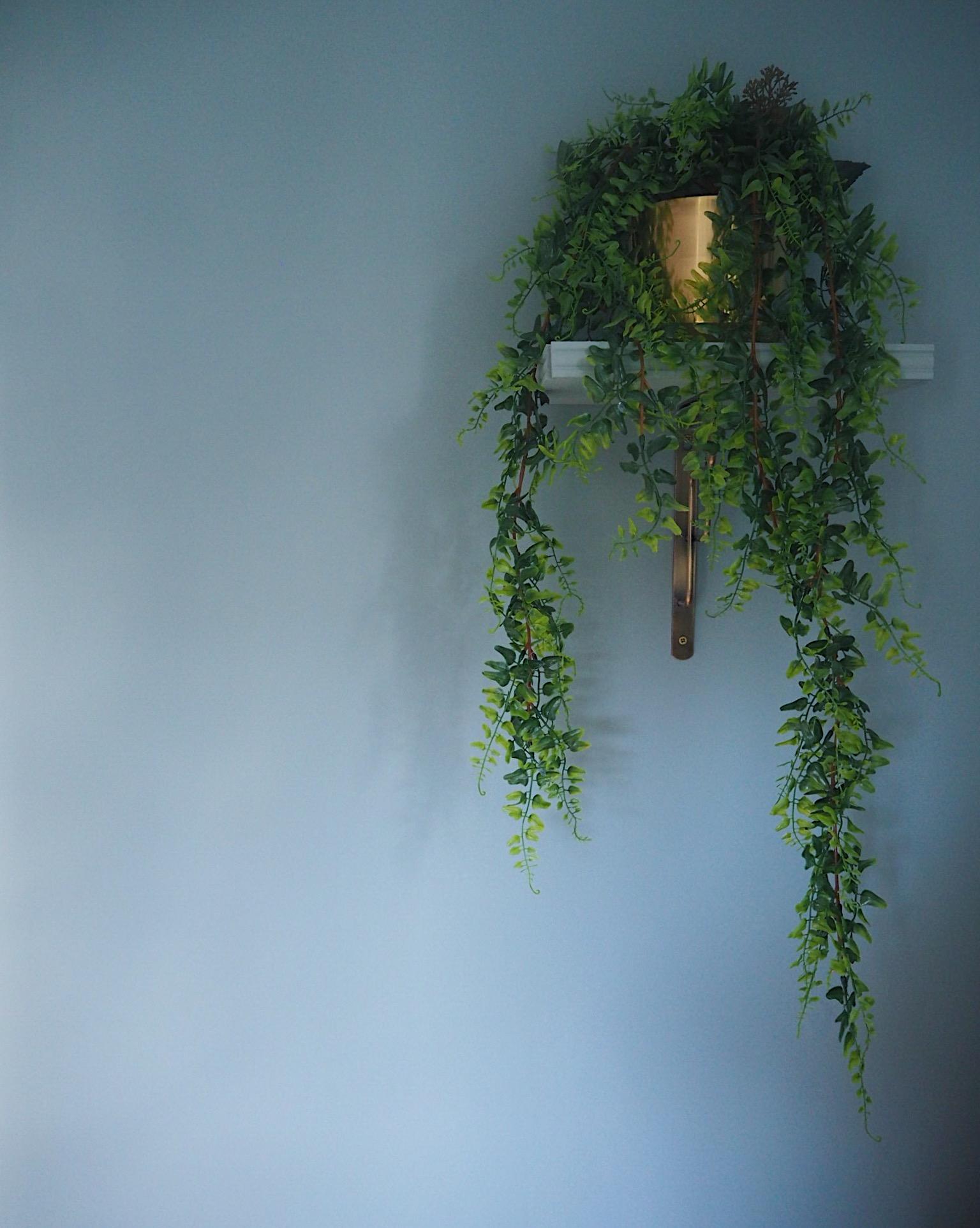 faux trailing fern