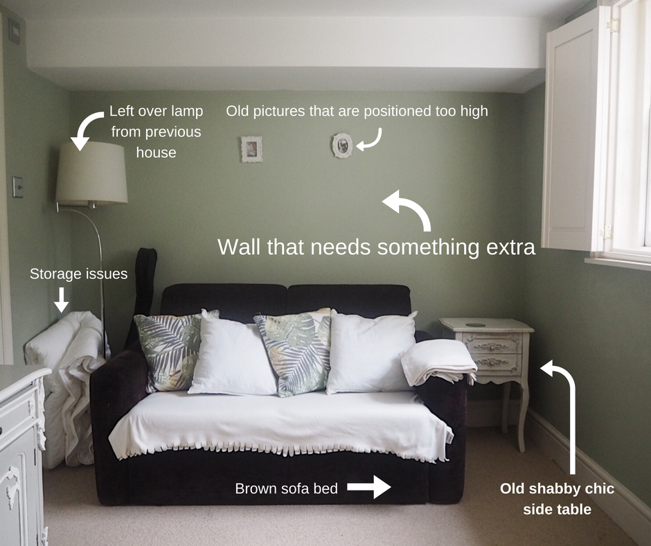 Before & After: Guest Room Revamp Ready For Christmas — MELANIE