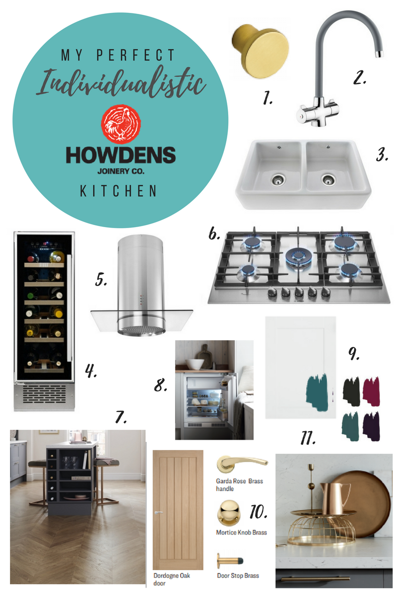 howdens kitchen trends