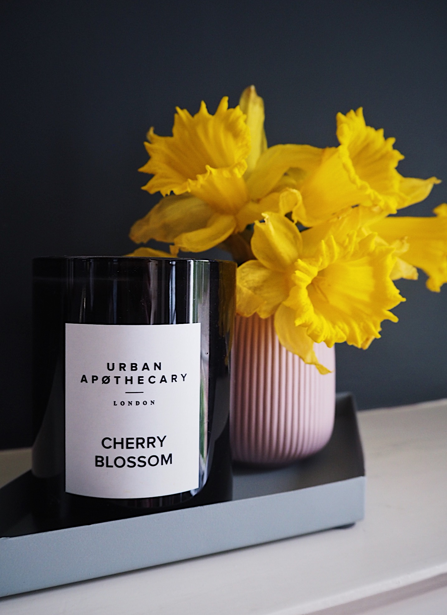 Urban Apothecary Cherry Blossom Candle - £30.