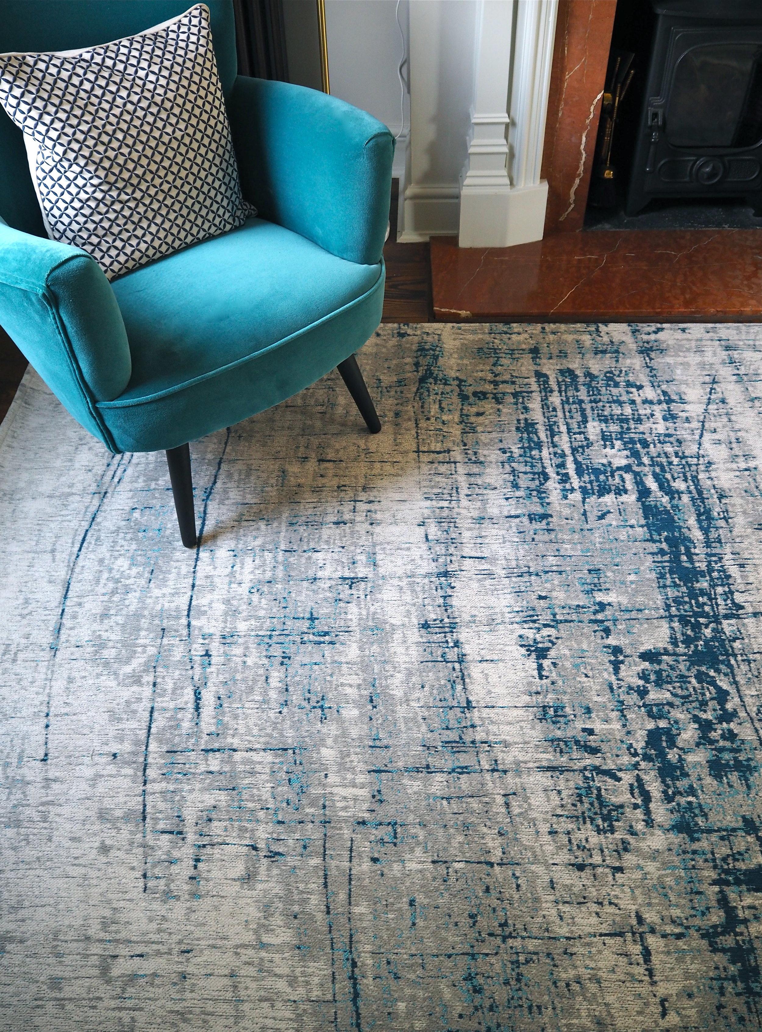woven modern rug