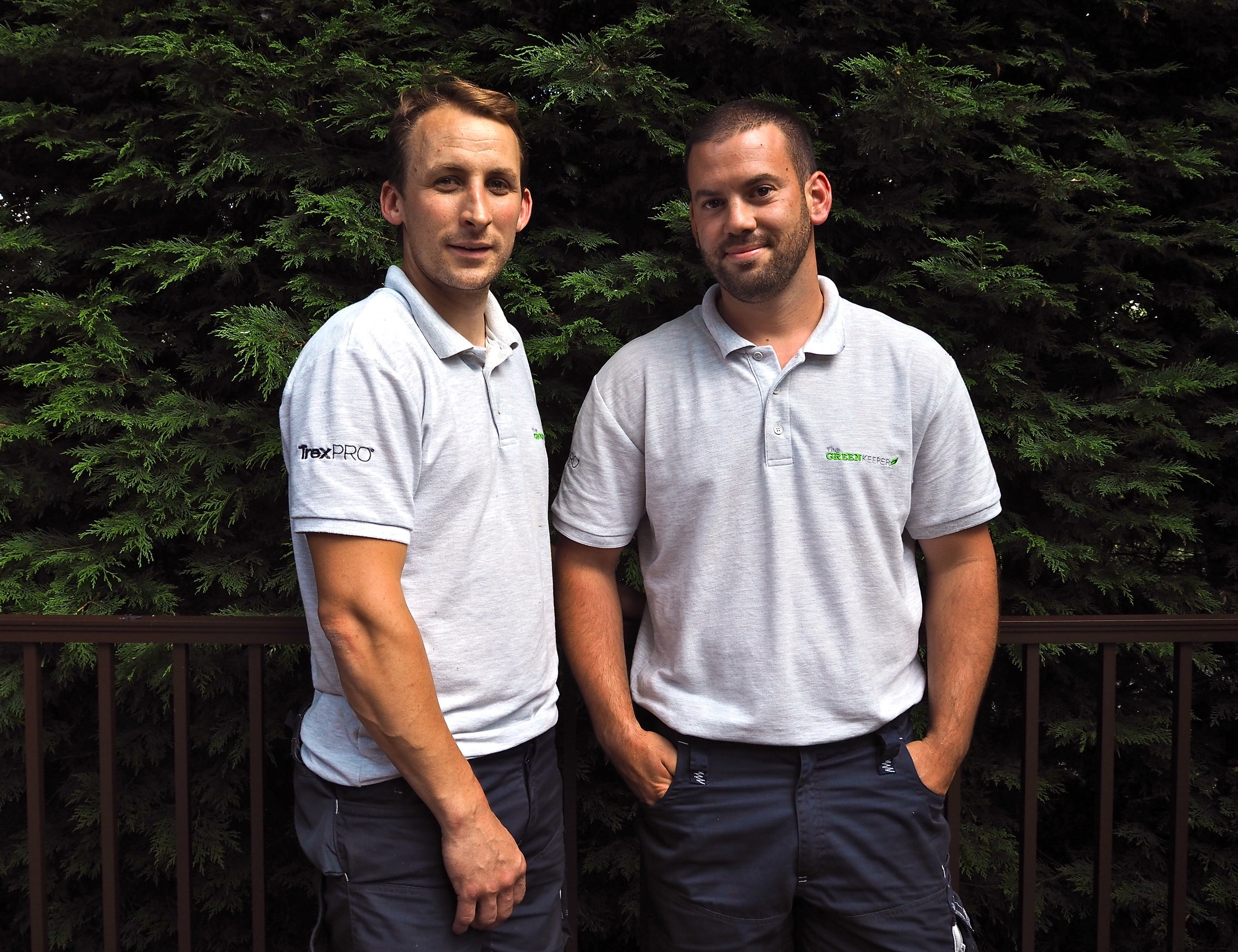 trex pro installers the greenkeeper
