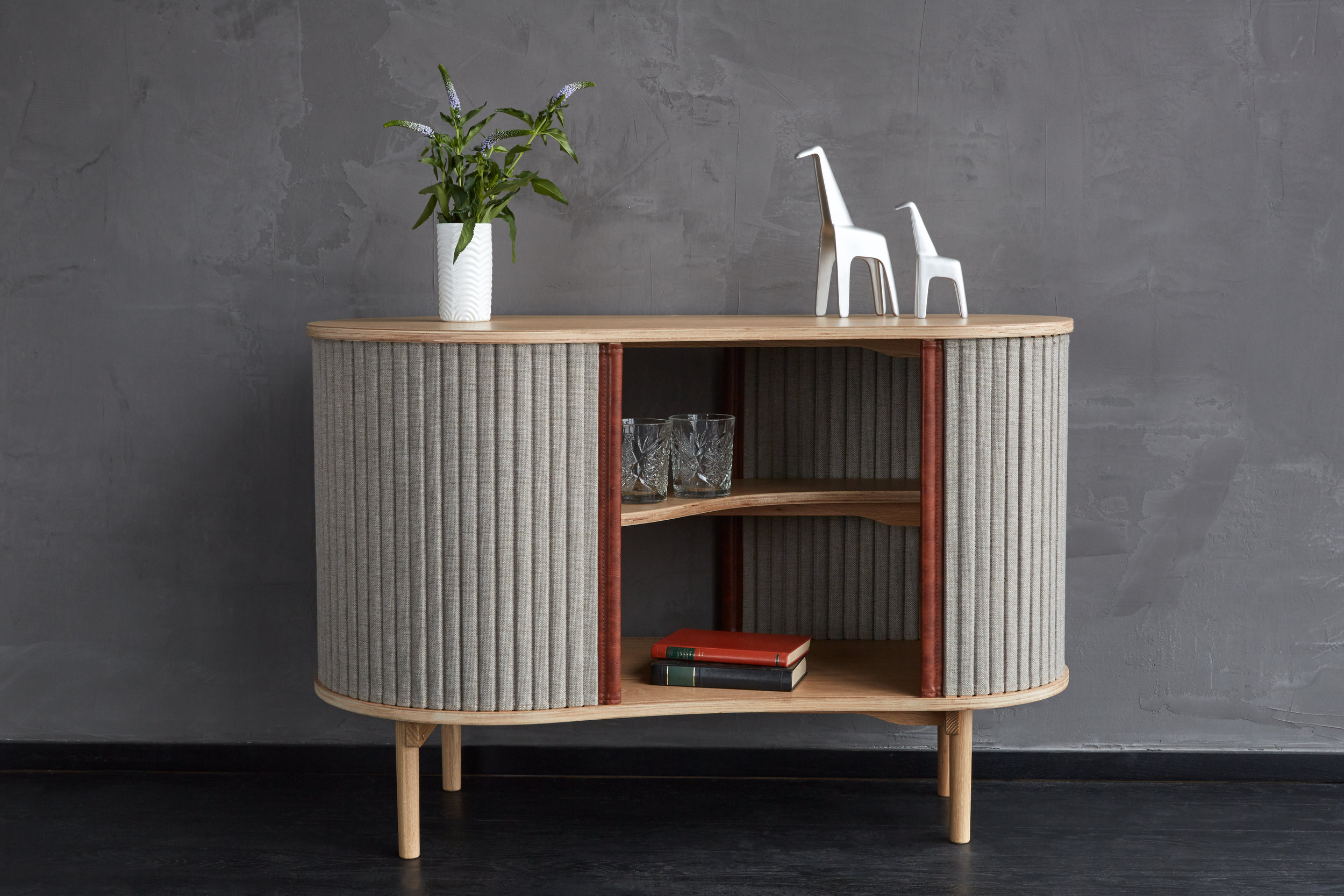 Audacious Cabinet by Umage
