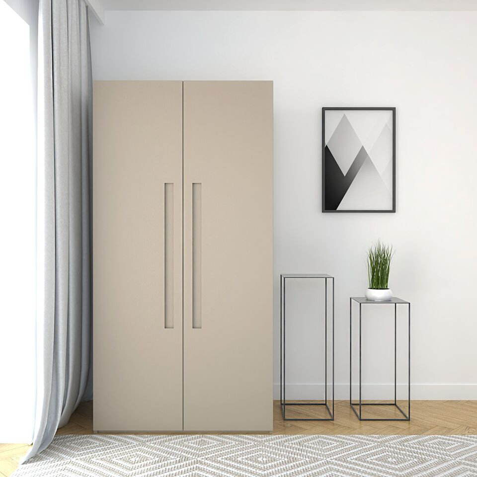 Noremax's 'Ontime' range for the IKEA PAX wardrobe.