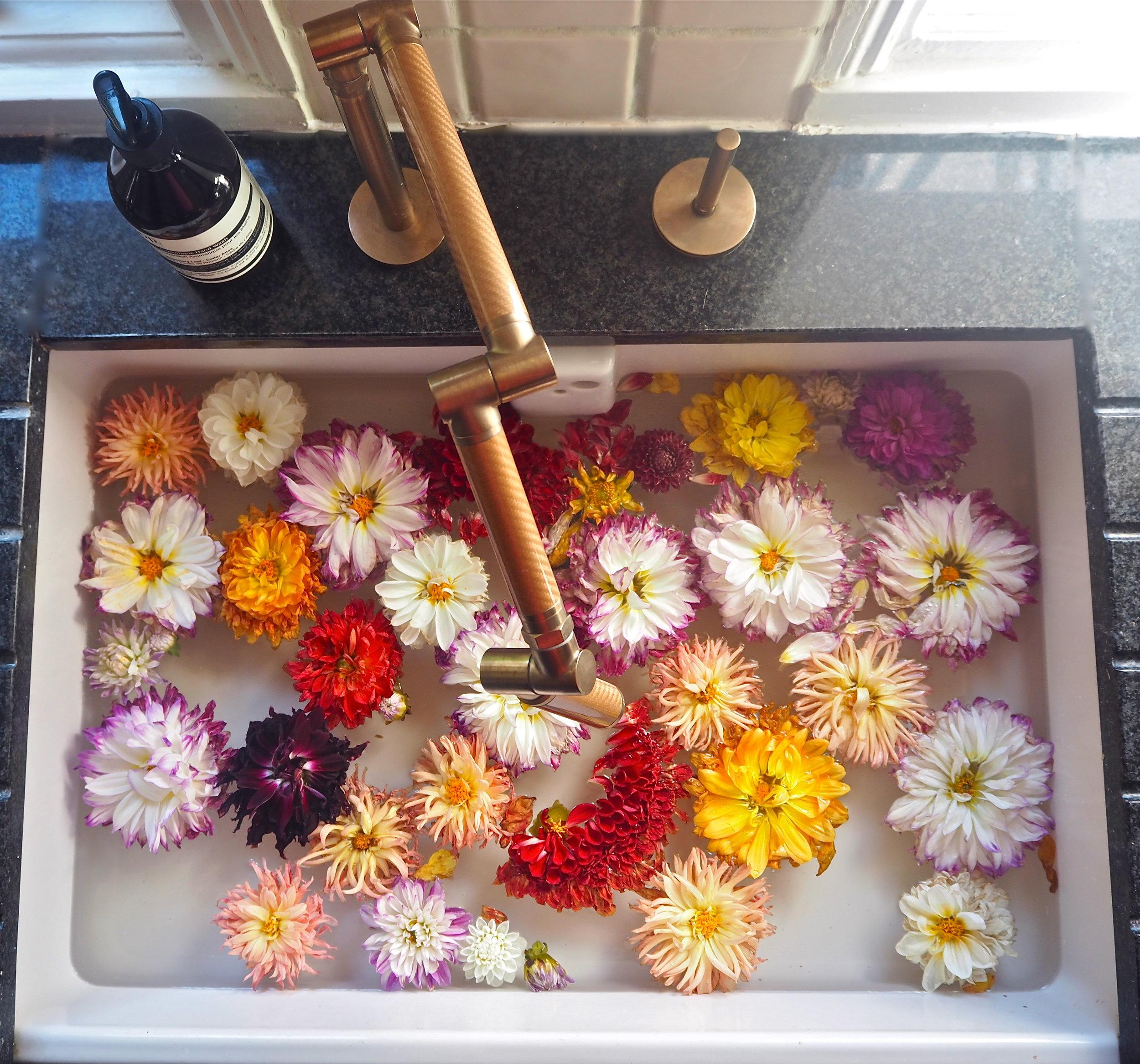 kohler karbon kitchen tap