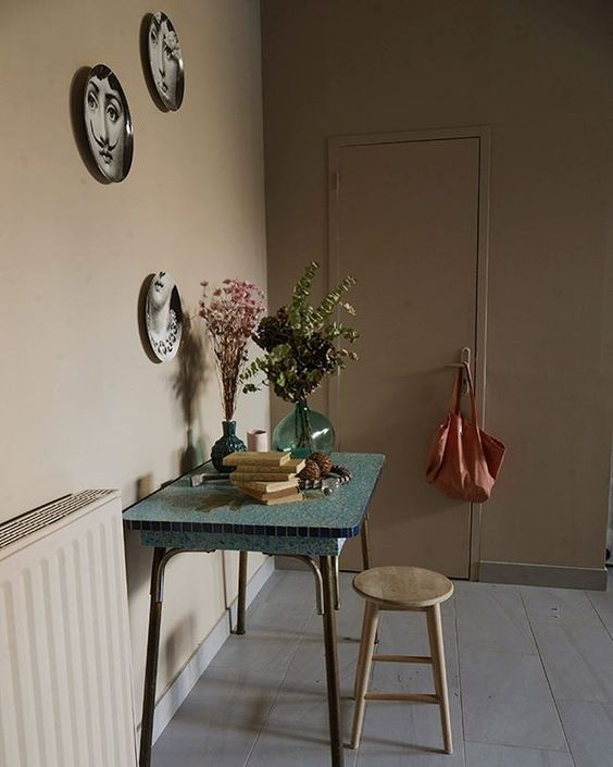 Using Treron One Of The New 9 Farrow Ball Colours In My