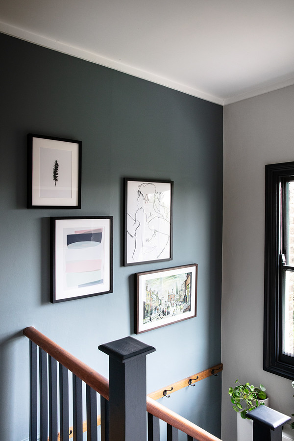 Farrow And Ball Pigeon.Using Treron One Of The New 9 Farrow Ball Colours In My