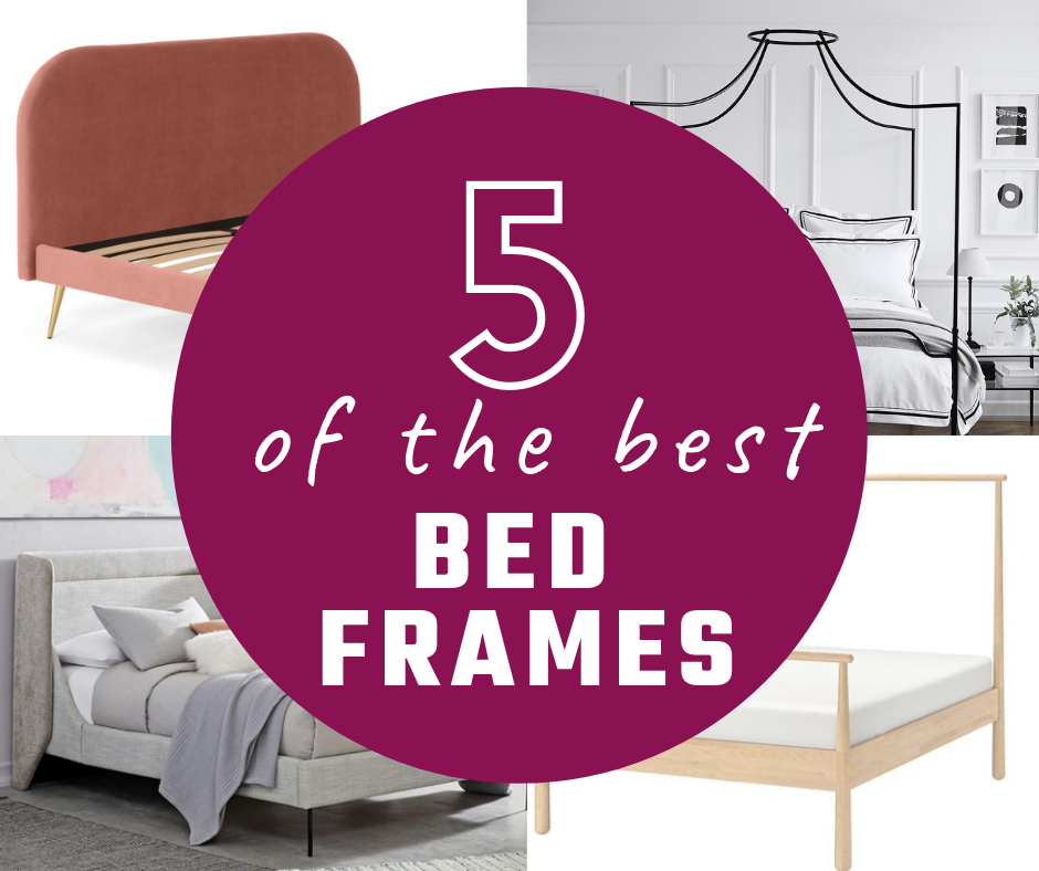5 of the best bed frames