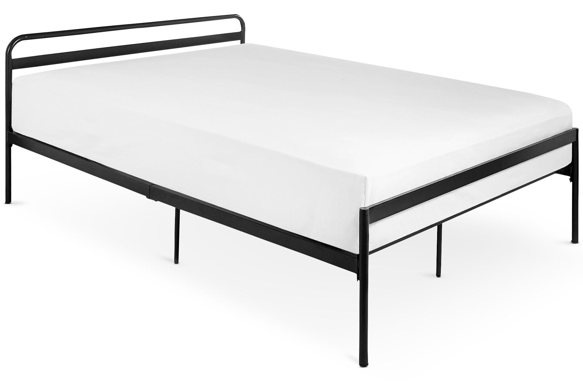 marks spencer metal bed