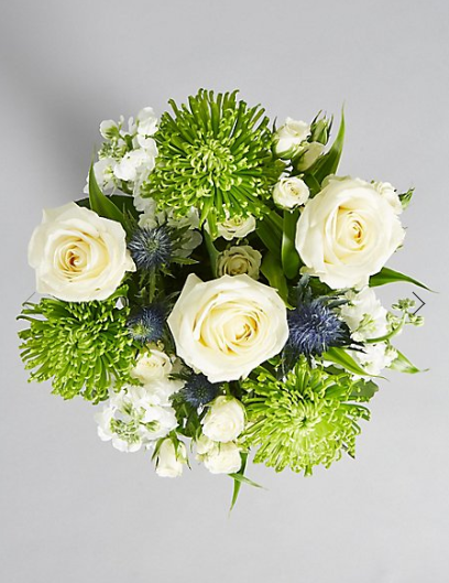 The Collection Rose & Seathistle Bouquet