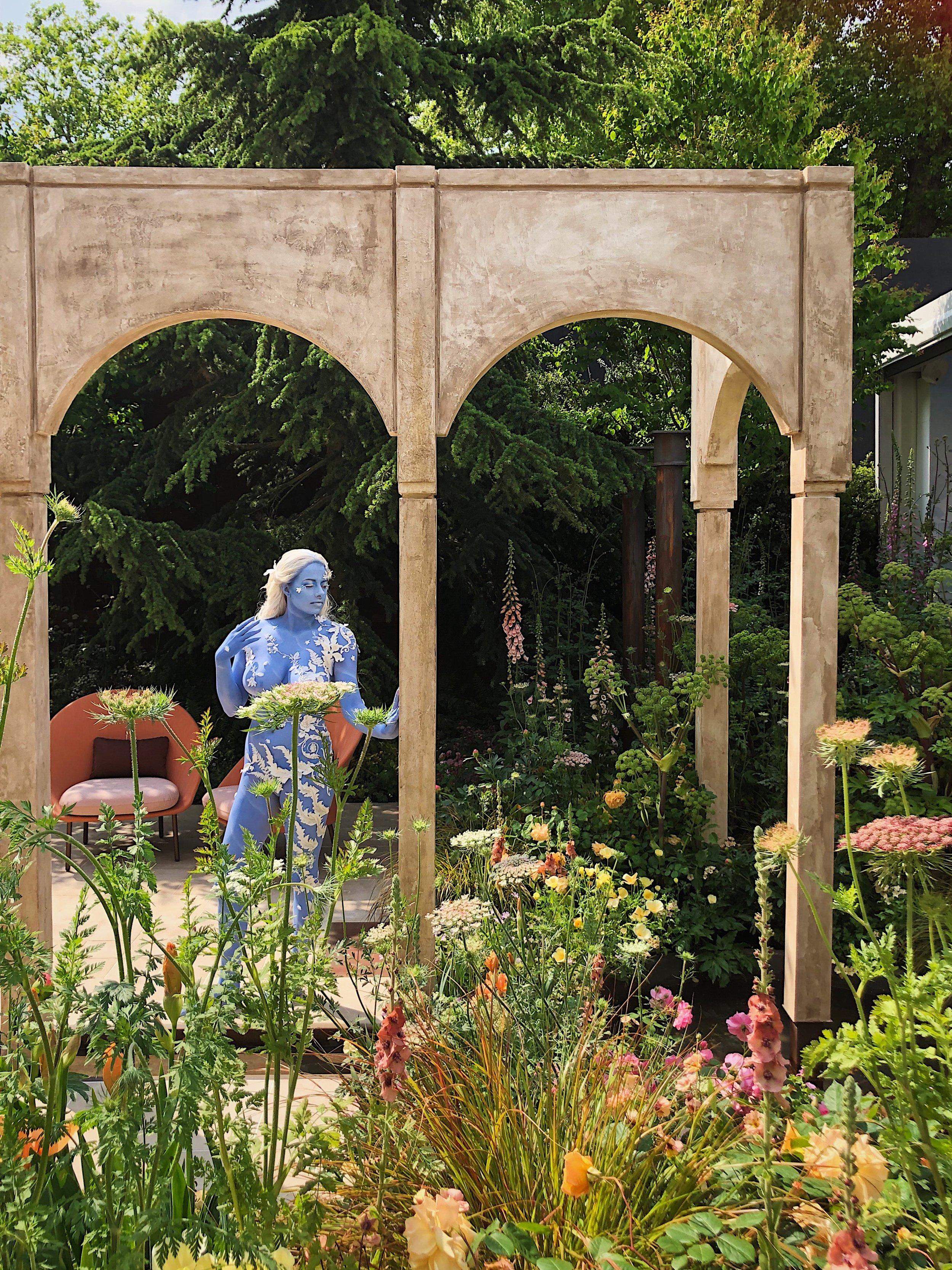 Jo Thompson's Wedgwood Show Garden
