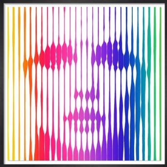 Debbie Harry (Rainbow)