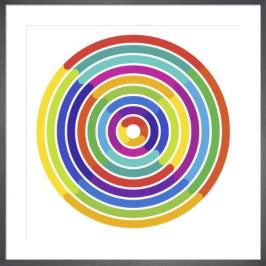 Colour Wheel - Rainbows