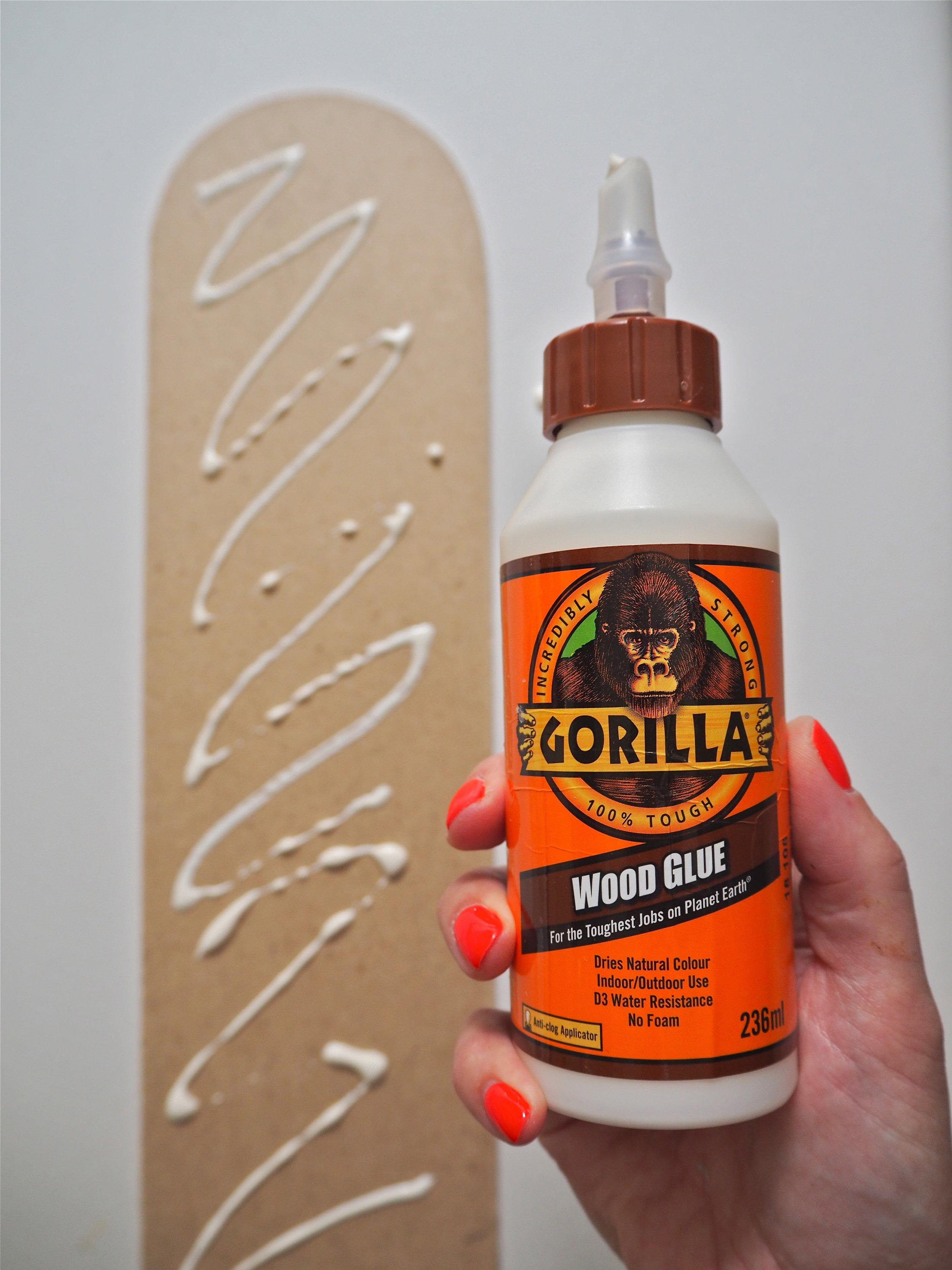 ikea hack gorilla glue ivar drinks cabinet