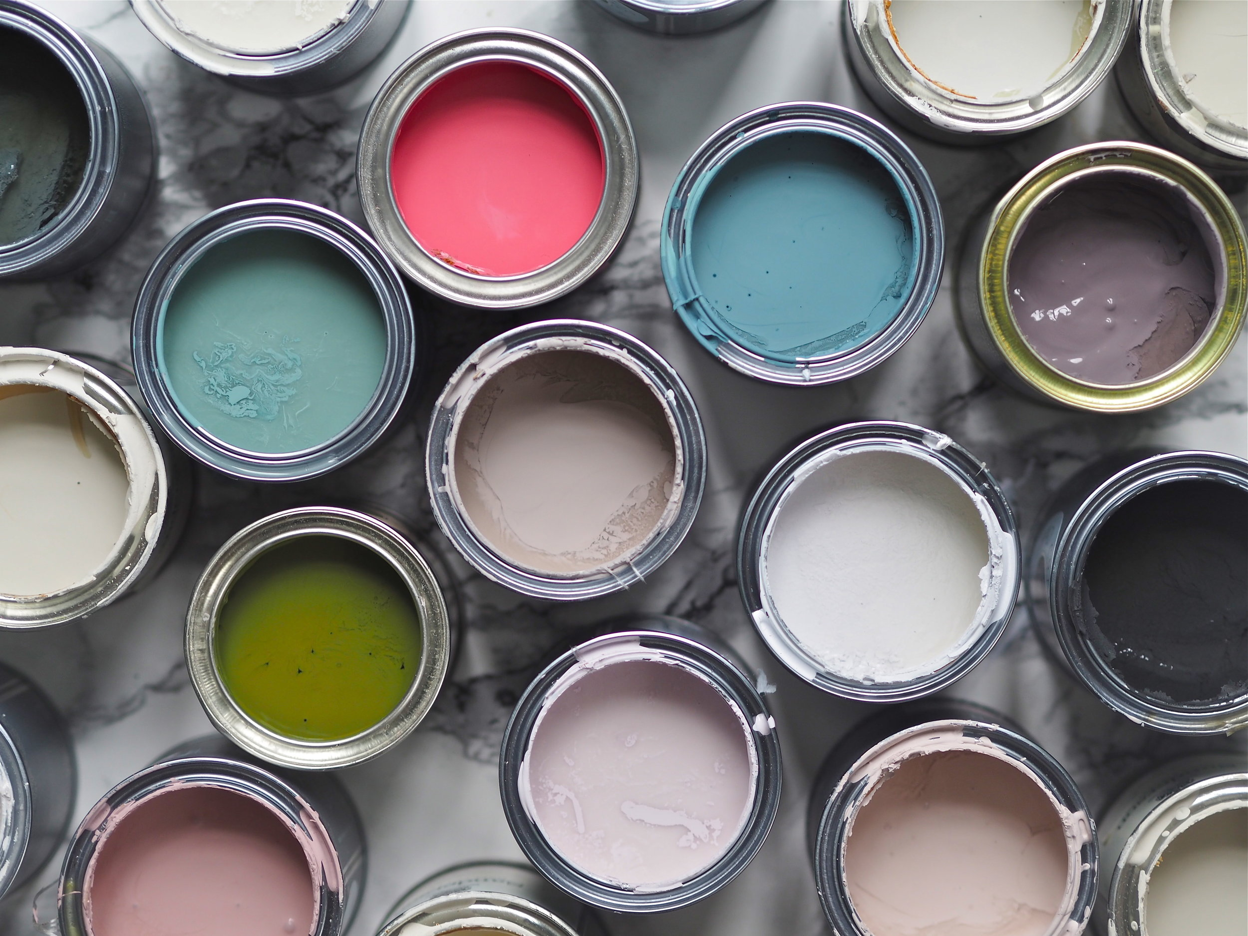 how to pick a paint finish