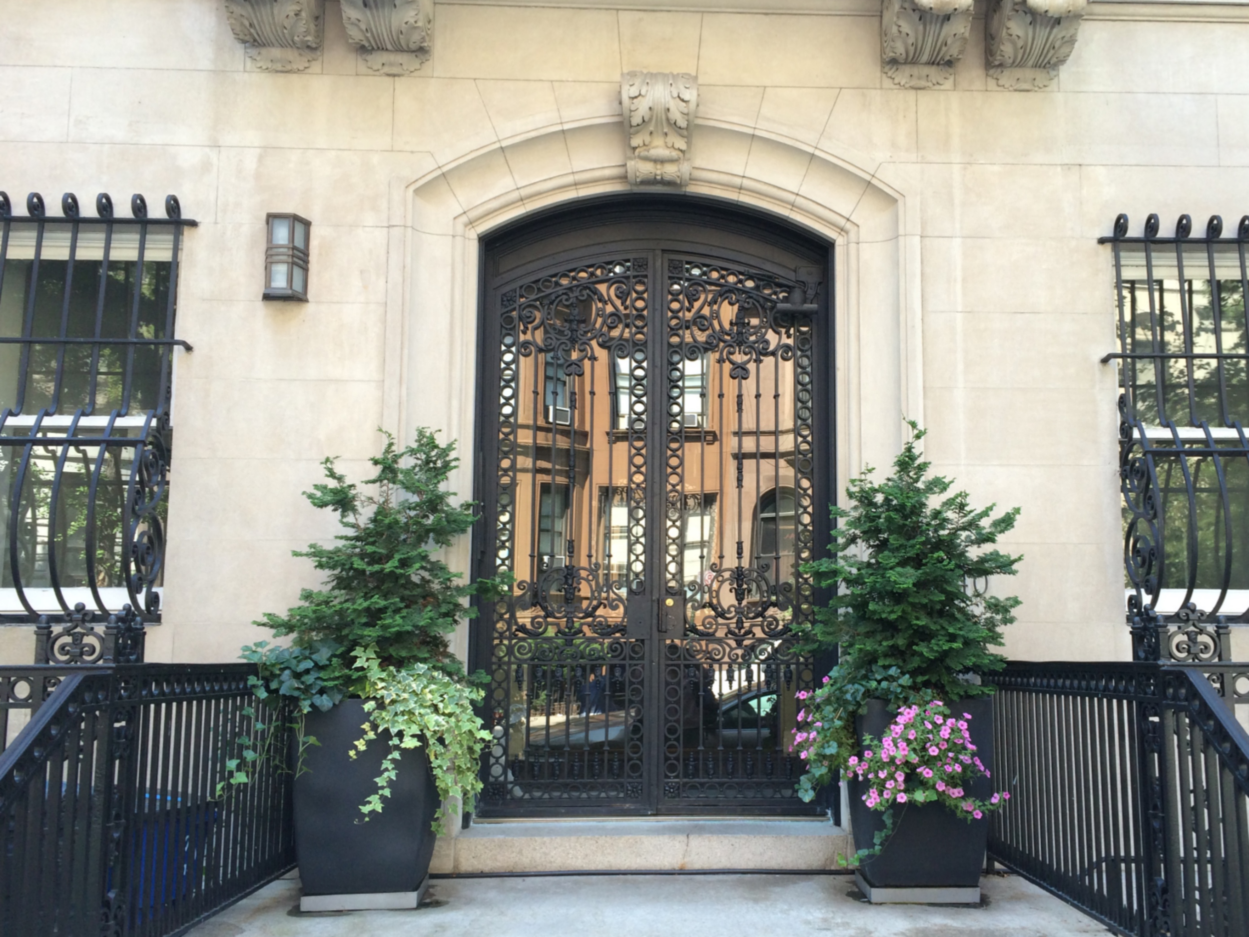 Upper West Side Townhouse