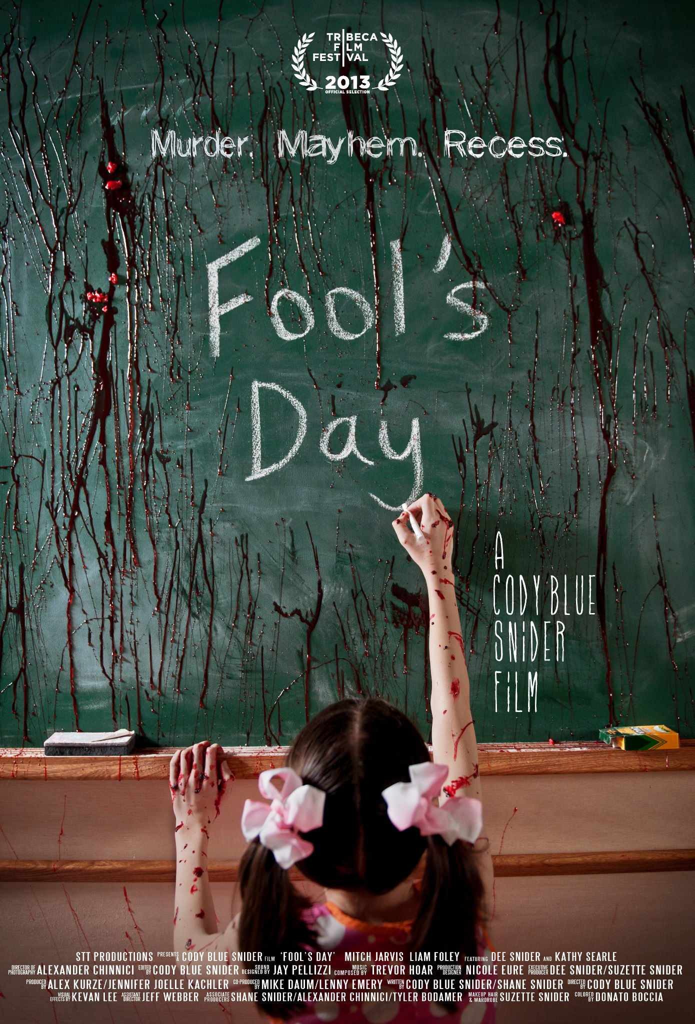 Fool's Day - Short - Sound Designer & Rerecording Mixer
