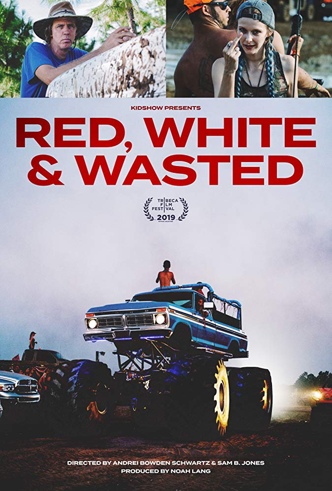 Red White & Wasted - Feature Doc - Supervising Sound Editor & Rerecording Mixer