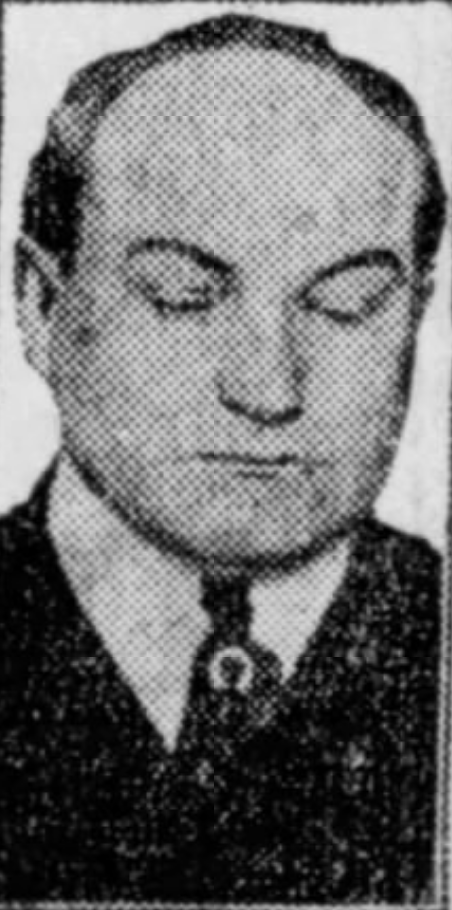 George Remus photographed during his time as an attorney in Chicago