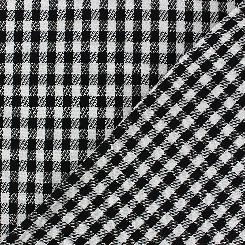 14 - Ton imprimé préféré - Les carreaux noir & blanc