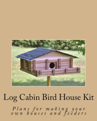 Log Cabin Bird House Book