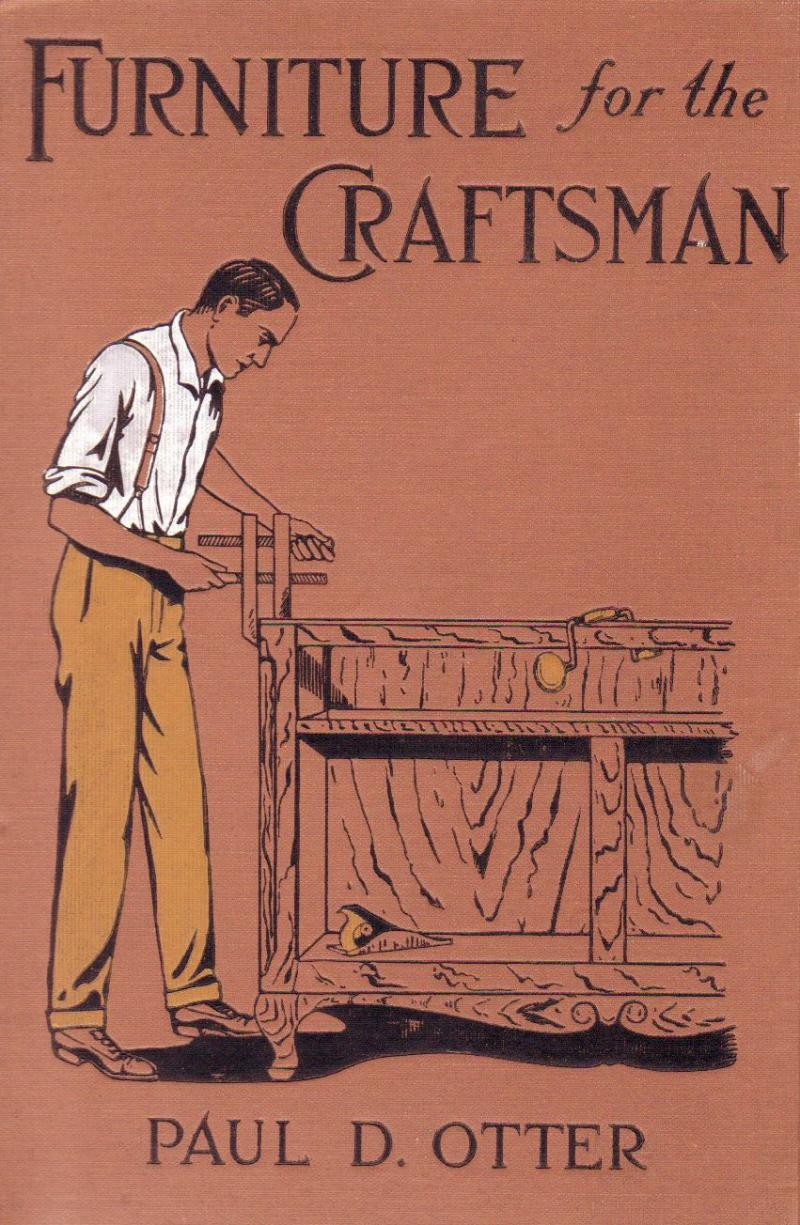 Furniture for the Craftsman by Paul Otter