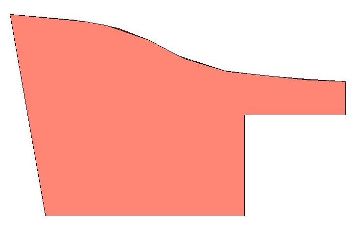Tray Molding Profile
