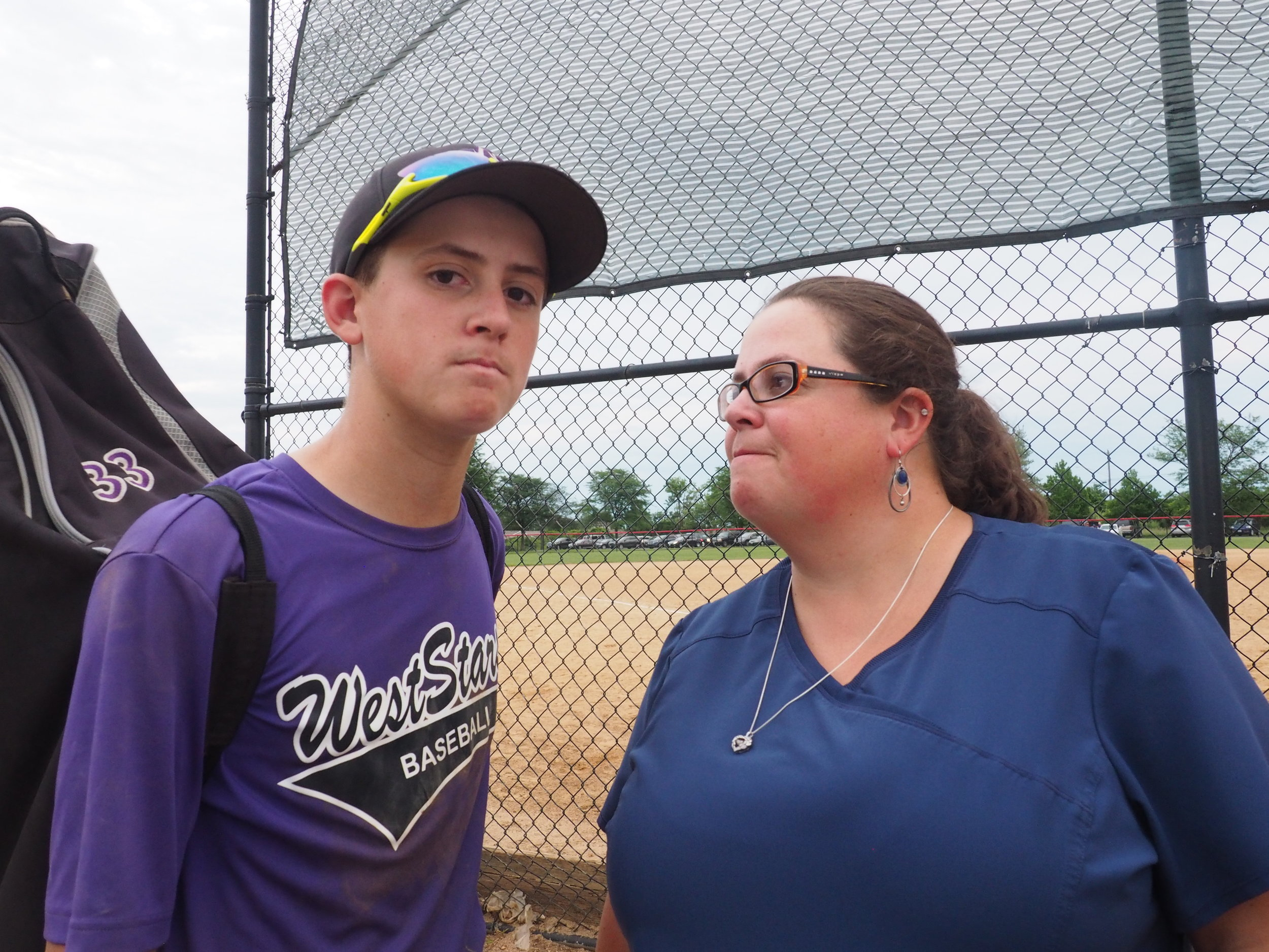 Home Run   Home Run is Improv Cincinnati's Only Mother-Son Team