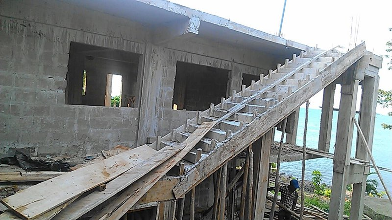 Oct 2015 - Second classroom beside emergency stairs from first floor
