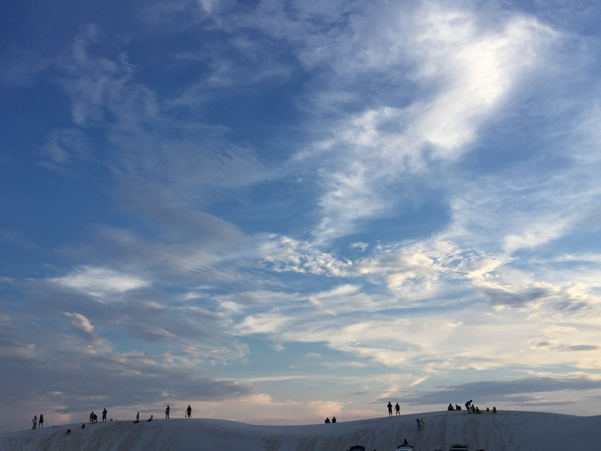 4. White Sands National Monument, New Mexico