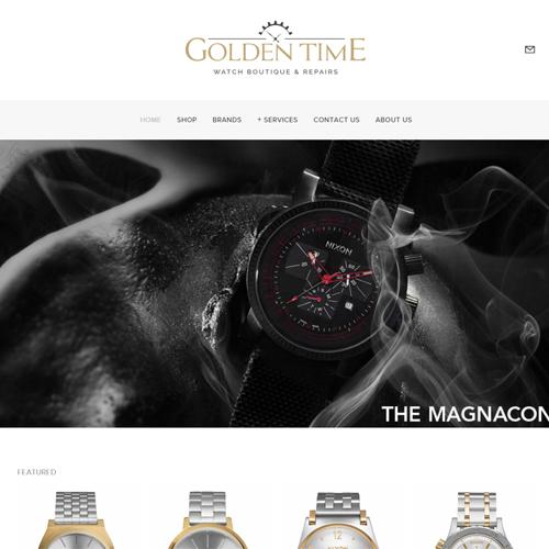 GoldenTime Website.png