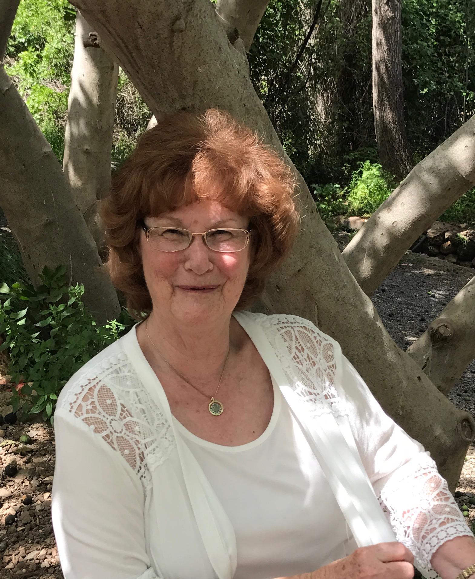 Shalom, Dianne - Founder, Olive Branch Messenger Tours