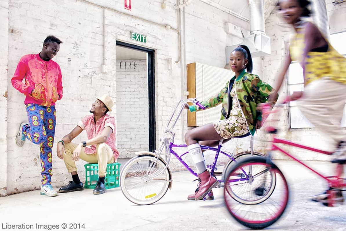 the social studio colorful and meaningful social impact through fashion